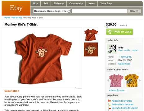 lello is selling its kids tees at lello.etsy.com